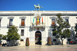 City Hall of Granada, Andalusia, Spain