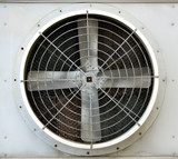 Retro industrial ventilation system