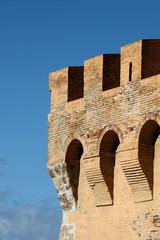 Historische Stadtmauer Civitavecchia