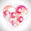 Haert Balloons