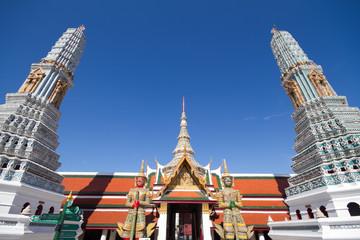 temple sky
