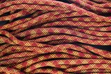 Close up of bight of rope