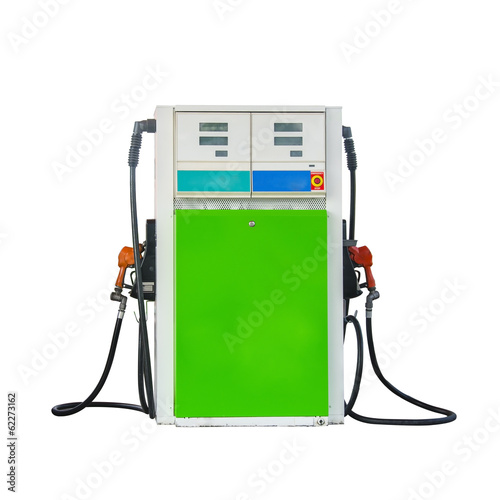 Isolated gas pumper