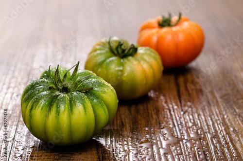 Ochsenherz-Tomaten