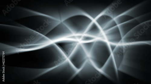 abstract light waves in dynamic motion - seamless background