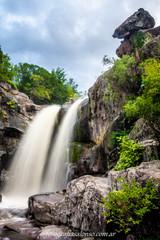 Cascada en Tanti