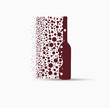 wine card concept background alcohol drink glass