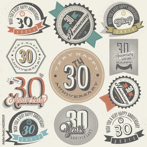 Дизайн в стиле 30 годов