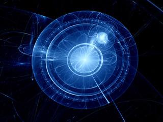 Core energy fractal