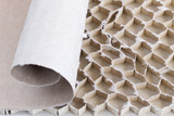paperboard honeycomb bee