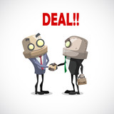businessman deal