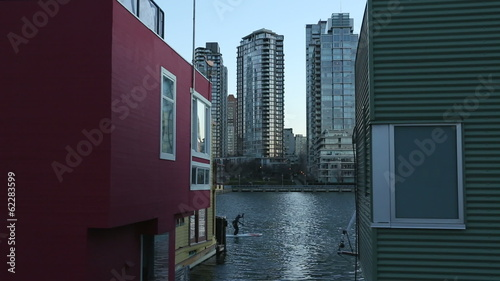 False Creek, Stand Up Paddleboarding