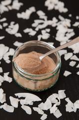 Schokoladen Kokos Mousse