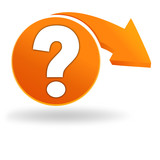 question sur bouton orange