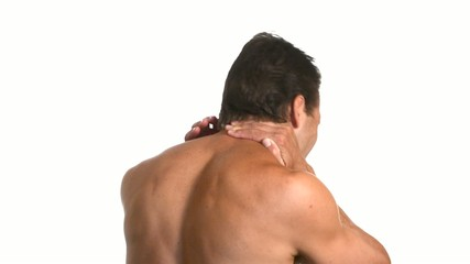Athletic neck pain