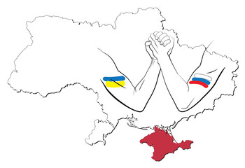 controversy about crimea 1