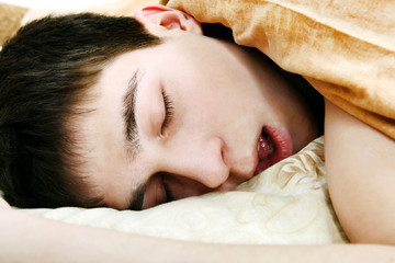 Teenager sleep