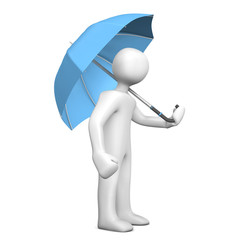 Manikin Umbrella