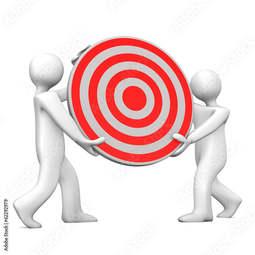 Manikins Target