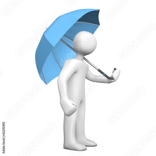 Manikin Umbrella