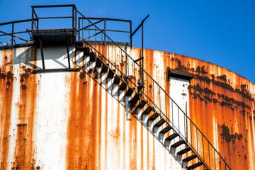 silos per prodotti petroliferi