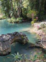 Blue Lagoon, Paradise, Vang Vieng, Laos