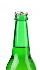 Top bottle of beer.