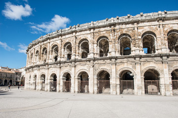 Arènes Nîmes