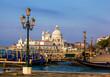 Santa Maria della Salute. Venice. Italy.