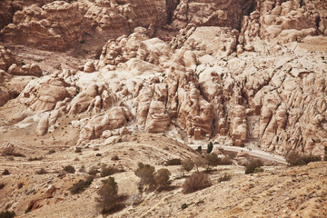 Mountains of Jordan