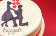 Cake for Engaged