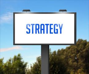 Strategy Outdoor Billboard