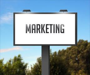 Marketing Outdoor Billboard