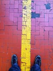 linea di demarcazione