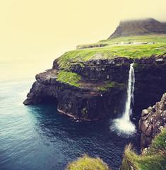 Faroe landscapes