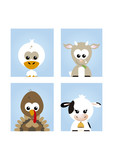 cute farm animals 2