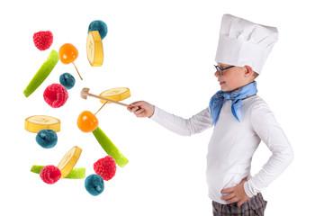 frische Früchte beim Chefkoch