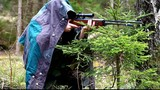 Recruit with optical rifle  in the forest episode 3