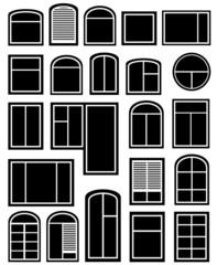 set window silhouette