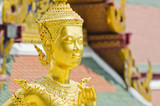 Beautiful Kinnaree Thai Statue