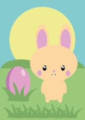 Osterhase Ostern Illustration
