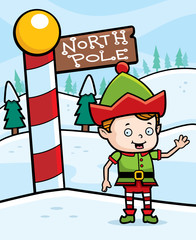 North Pole Elf