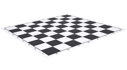 Empty chessboard