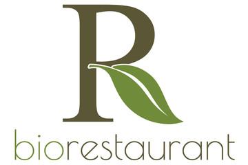 Bio restaurant logo