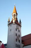 Photo of the Altes Rathaus (old town hall), Munich, Germany