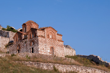St. Mary of Blachernae Church, Berat, Albania
