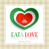 Italian Food - Eat & Love