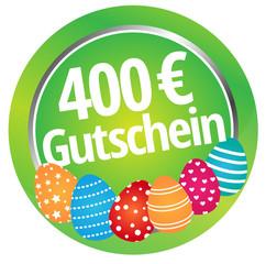 400 Euro Gutschein
