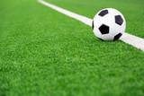 Tradycyjne piłki nożnej na boisko