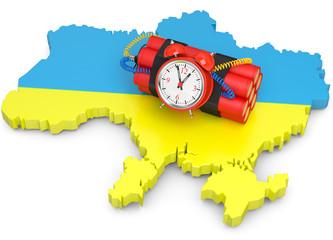 Zeitbombe Ukraine